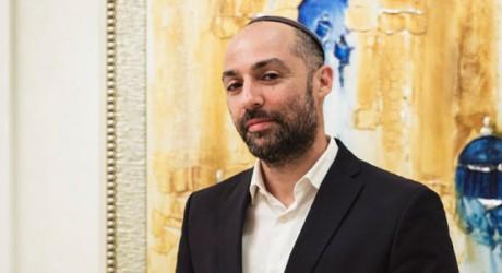 El Schindler judío que libera cautivos en territorio del mal llamado Estado Islámico