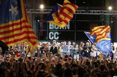 Los independentistas logran la mayoría absoluta en Cataluña