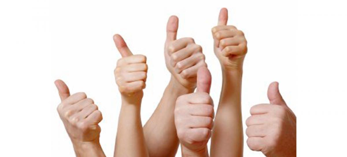 Las noticias positivas inspiran la acción y participación