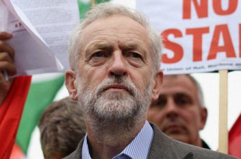 Jeremy Corbyn, el candidato 'indignado', nuevo líder del partido Laborista británico.