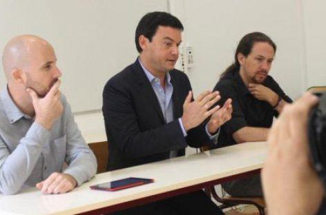 Piketty asesorará a Podemos en España en su programa económico