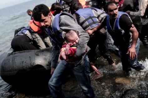 España se moviliza para acoger a refugiados de guerra