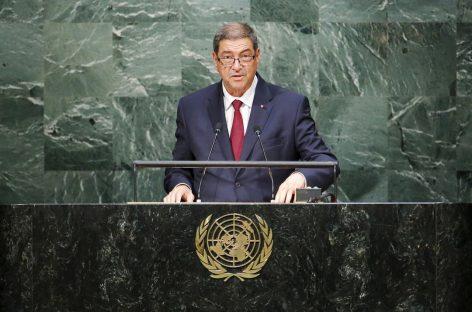 Túnez se suma a la lucha contra el Estado Islámico
