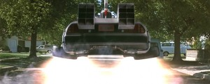 6. coche volador