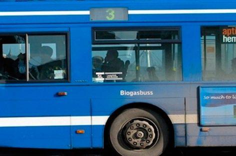 Suecia apuesta por los autobuses más ecológicos del momento