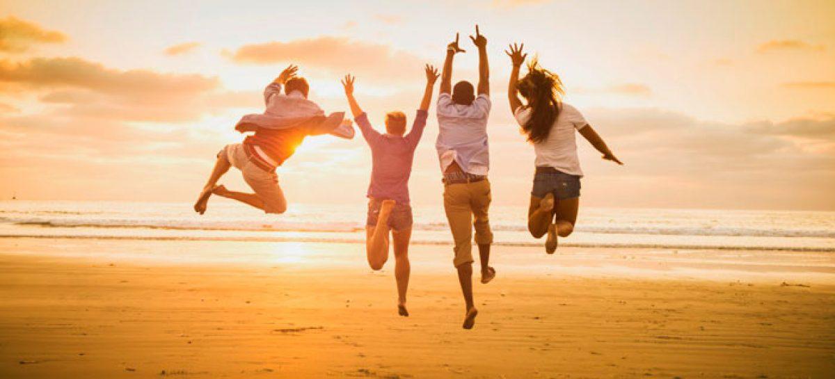 Felicidad, la acción que mueve el mundo
