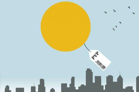 Ecologistas solicitan a los partidos políticos que deroguen el 'impuesto al sol'