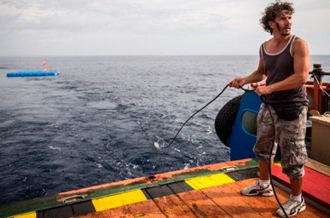 Aylan 1, la primera plataforma en alta mar al rescate de refugiados