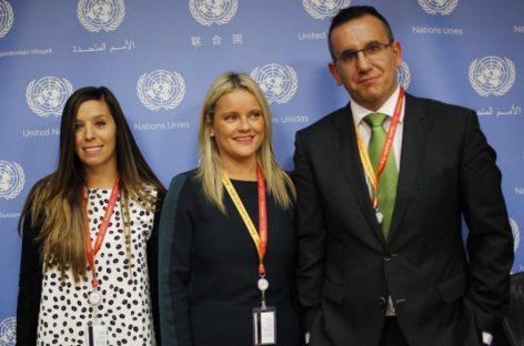 Por primera vez víctimas del terrorismo hablan en el Consejo de Seguridad de la ONU