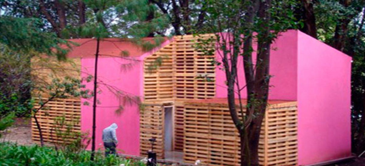Una vivienda por 6.000€  digna y construida en menos de un mes