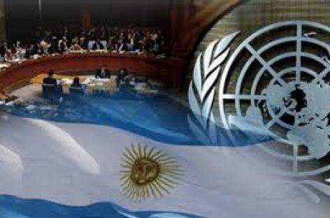 Argentina firma acuerdo con la ONU para combatir la pobreza