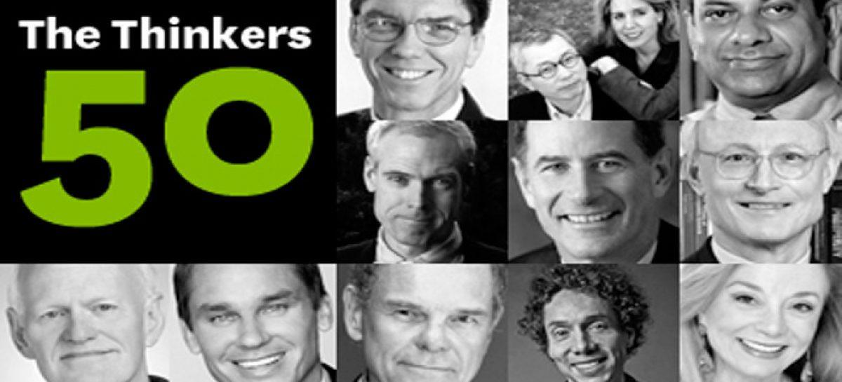 Los pensadores económicos más influyentes en el mundo