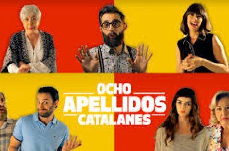 """""""Ocho apellidos catalanes"""", el humor como arma"""