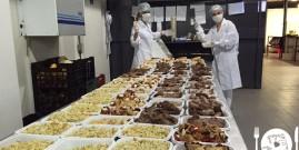 El Proyecto Plato Lleno reduce el despilfarro alimentario
