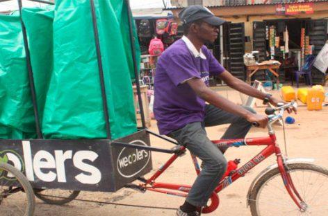 Reciclaje a pedales como alternativa sustentable