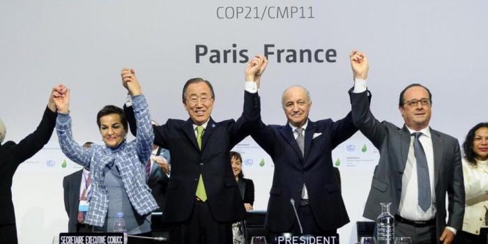 Claves del acuerdo decisivo en París para detener el cambio climático