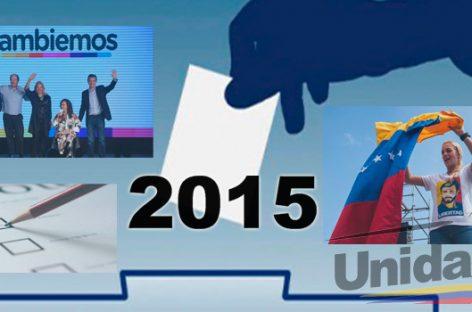 2015: un año de profundos cambios políticos