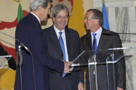 Acuerdo en Libia por un Gobierno de unidad