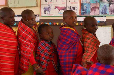 El progreso del pueblo masai hacia la educación
