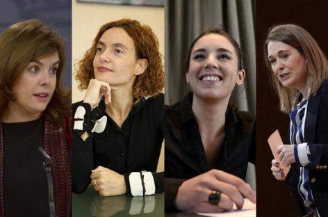 Elecciones España: las mujeres ganan protagonismo