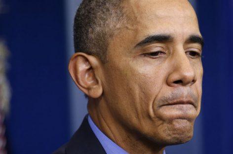 """El presidente de Estados Unidos, Barack Obama """"reza"""" por los cristianos """"perseguidos"""" en todo el mundo"""