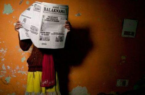 El periódico de la India que da voz a los niños de la calle