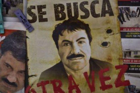El Chapo Guzmán, el mayor narcotraficante del mundo, detenido en México