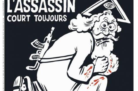 'Charlie Hebdo' sobrevive con su satírica un año después