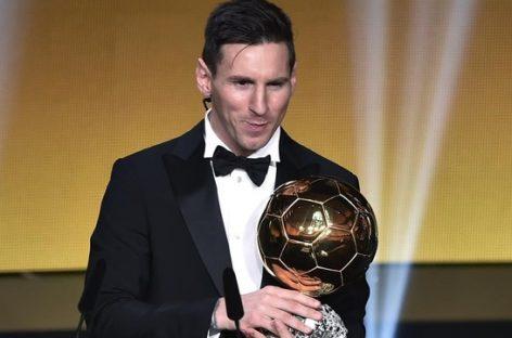 Messi: el rey Leo V gana el quinto Balón de Oro