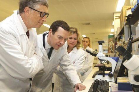 El Gobierno británico y  Bill Gates anuncian un plan de 4.000 millones de euros para erradicar la malaria