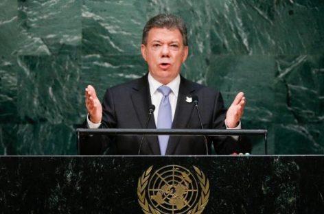 La ONU verifica el proceso de paz en Colombia