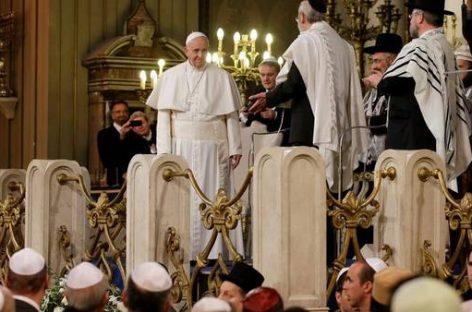 Paso histórico del Vaticano en el acercamiento con los judíos