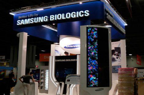 Samsung se lanza a la fabricación de medicamentos contra el cáncer