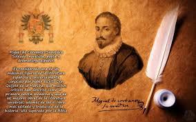 Programa para celebrar el IV Centenario por la muerte de Cervantes