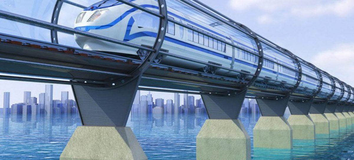 Hyperloop, el nuevo transporte del futuro que puede alcanzar una velocidad récord