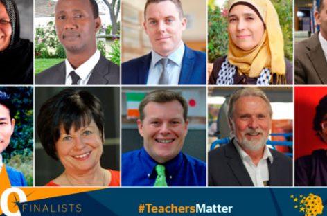 Los mejores profesores del mundo