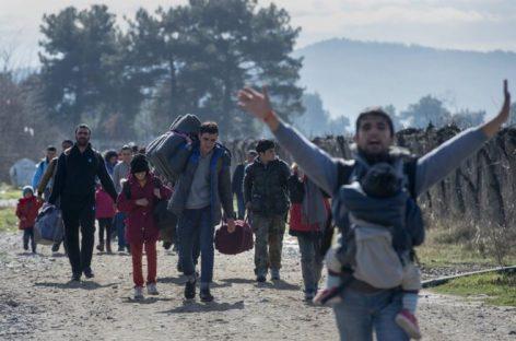 Grecia se compromete a abrir los centros prometidos a la UE