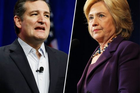 Inicio de las internas en EE.UU, Trump es superado por Cruz y Hillary empata con Sanders