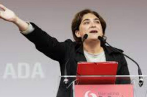 Ada Colau y la rebelión democrática