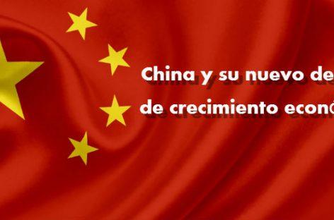 China y su nuevo desafío de crecimiento económico