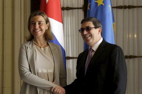La UE y Cuba alcanzan un acuerdo político y de cooperación
