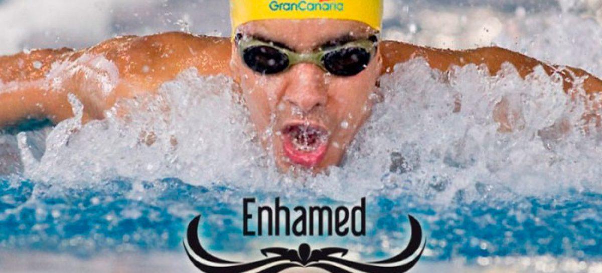 Enhamed Enhamed, la lección de vida del mejor nadador paralímpico de la historia