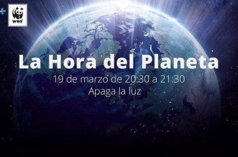 La Hora del Planeta apaga la luz contra el cambio climático