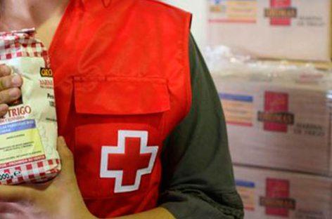 Cruz Roja. Más de 15 millones de alimentos para los desfavorecidos
