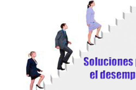 Soluciones para el desempleo