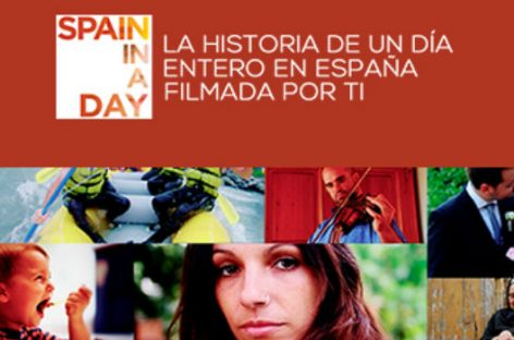 """Spain in a day"", la historia de un día entero en España"