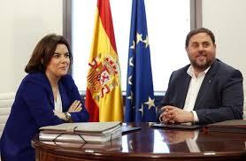 Cataluña y el Estado español deshielan sus relaciones