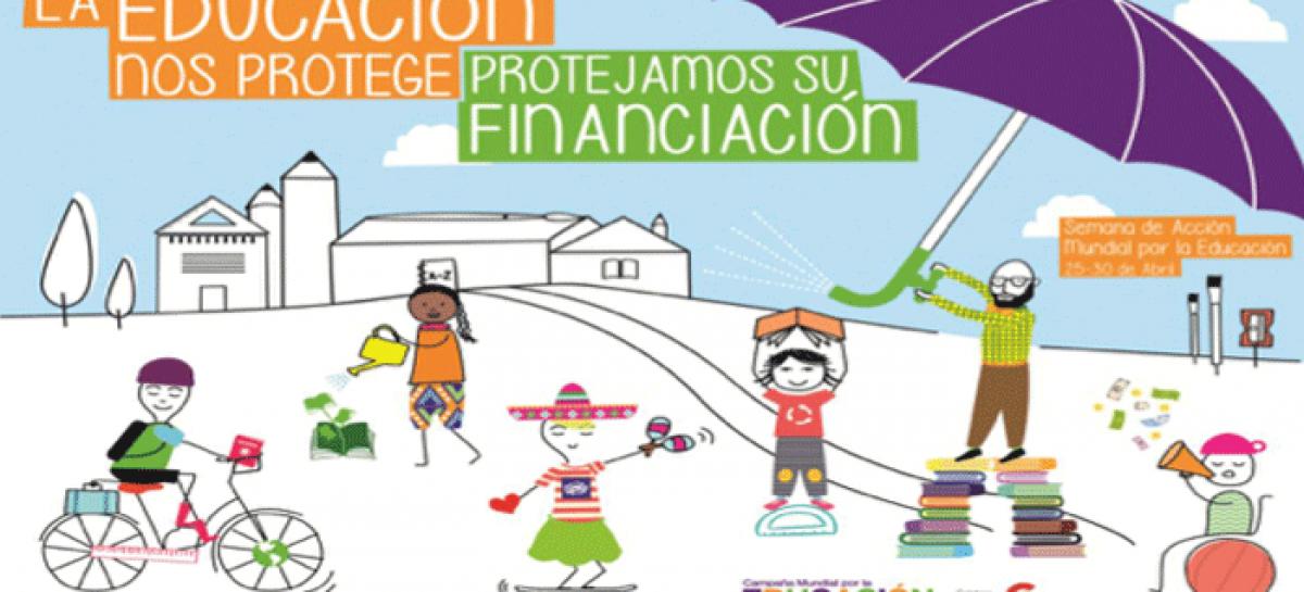 Ayuda en Acción. Campaña Mundial por la Educación