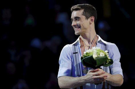 Javier Fernández, consigue otro oro en los mundiales de patinaje