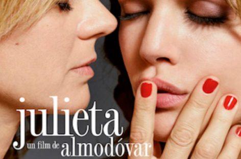 """Pedro Almodóvar y su nueva película """"Julieta"""""""
